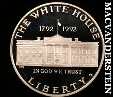 New listing 1992-W Silver The White House Commemorative-Gem Proof #W7651