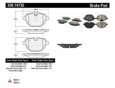 StopTech Sport Brake Pads fits 2011-2015 BMW 535i,X3 Z4 528i,528i xDrive,Z4  STO
