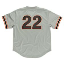 806f9622020 MLB Mitchell   Ness Authentic Throwback Batting Practice Jersey Collection  Men San Francisco Giants Will Clark