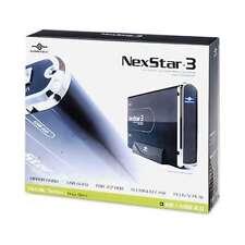 """Vantec NexStar3 Hard Drive Enclosure - 3.5"""" IDE to USB 2.0 NST-360U2-BK"""