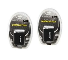 TWO 2X Batteries NP-FV70 for Sony HDR-PJ10 HDR-PJ30 HDR-PJ50 HDR-PJ200 HDR-PJ260