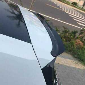 Painted Process Trunk Spoiler for VW Golf MK7 MK7.5 GTI OS Type 2014-2018