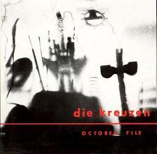 Die Kreuzen - October File [New Vinyl LP]