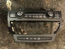 Bmw E70 E71 X5 X6 HEATER AC CLIMATE CONTROL SWITCH PANEL KNOBS FRONT