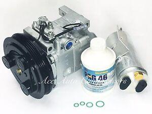 1999-2000 Mazda Protege 1.6L USA Reman A/C Compressor Kit - 1Yr Wrty - 67480