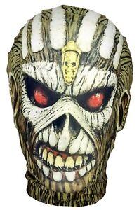 Eddie the Head Mask -Halloween Costume -Fancy Dress -Iron Maiden Parody- Cosplay
