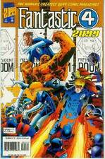 Fantastic Four 2099 # 2 (John Buscema) (USA, 1996)