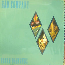 Bad Company-Rough Diamonds LP Vinyl 1982 (Deutschland) Ex-Ex
