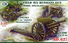 75mm WZ.02/26 'PRAWOSLAWNA' POLISH FIELD GUN (SEPTEMBER 1939)  1/35 UM