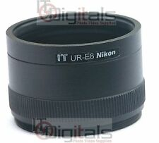 For Nikon Coolpix Adapter UR-E8 WC-E80 TC-E15 Coolpix 5700 8700 Converter Ring