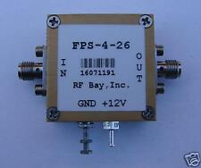 Frequency Divider 10-26GHz Div 4, FPS-4-26, New, SMA