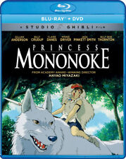 Princess Mononoke [New Blu-ray] With DVD, Widescreen, 2 Pack