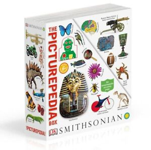 Mini Encyclopedia For Kids 10 Book Collection Set, Hardback 7+ Years