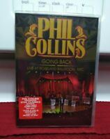 PHIL COLLINS GOING BACK - LIVE AT ROSELAND BALLROOM NYC- New Sealed DVD 2010