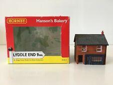 Lyddle End N Gauge Building HANSON'S BAKERY N8011