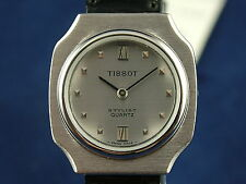 Vintage Ladies Tissot Quartz Swiss Watch, Rare New Old Stock