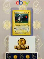 Magnemite 53/102 Shadowless NM Near Mint Base Set Non-Holo Pokemon Card