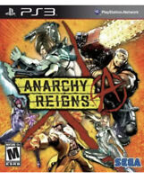 Anarchy Reigns PS3 Playstation 3