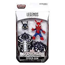 HASBRO marvel legends VENOM Legends BAF SPIDER HAM action figure new