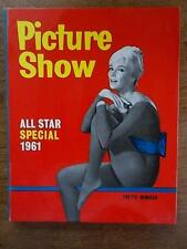 1961 Picture Show Annual All Star Special 60s Films Movies Fleetway Publications