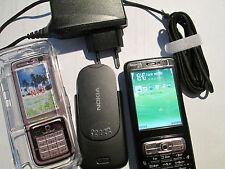 Nokia N 73 RM 133 schwarz SIMfrei Kamera Radio super ok gebr 138 X