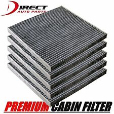 5 - CHARCOAL TOYOTA CABIN AIR FILTER OE# 87139-YZZ08 / 87139-07010 / 87139-YZZ10