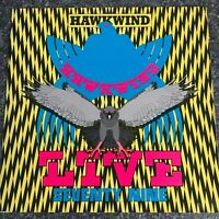 LP VINYL ALBUM HAWKWIND LIVE Seventy Nine 1980 UK 1ST PRESS EX/EX