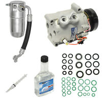 A/C Compressor kIT Fits Buick Rainier Chevrolet Trailblazer Envoy Saab 77548