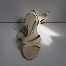 Clarks Women's 100% Leather Slingbacks Stiletto Shoes