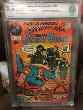 Superman's Pal Jimmy Olsen #133 CBCS 8.0 white pages