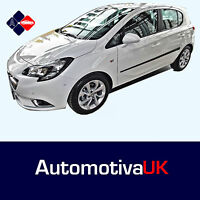 Vauxhall Corsa E 5D Rubbing Strips   Door Protectors   Side Protection Mouldings