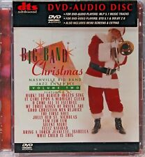 Big Band Christmas Vol 2 - DVD Audio Surround NEW SEALED - FREE POST!