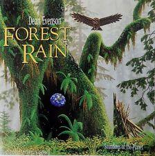 Dean Evenson - Forest Rain  (CD 1993 Soundings of the Planet) VG++ 9/10