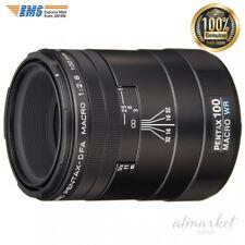 PENTAX single-focus macro lens drip-proof structure F 2. 8 WRAPS-C size 21910