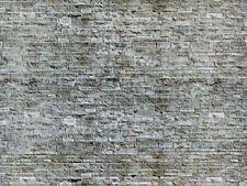 * Vollmer scala N 47365 cartoncino per muri in pietra naturale grigia Nuovo