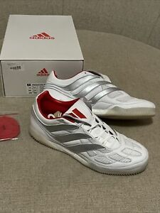 Adidas Predator Precision Mania TR Indoor Soccer Cleats David Beckham IC Size 12