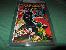 Batman 237 PGX (CGC) 8.5 S.S. Neal Adams signed, 1st App. of the Reaper