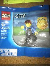 Lego City Undercover Chase McCain Promo Minifigure ~ SEALED Unopened - New