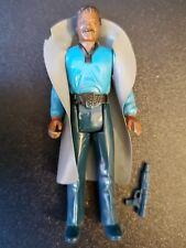 Star Wars Lando Calrissian complete with weapon 100% original vintage Hong Kong