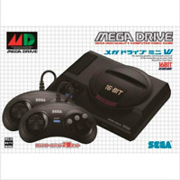 SEGA Mega Drive Mini W JP Ver Controller 2 Set 16 bit Vintage Game with tacking