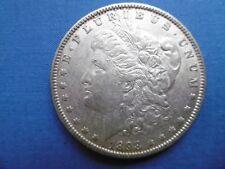 1898-P $1 Morgan Silver Dollar