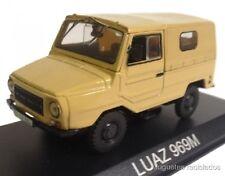 1/43 LUAZ 969M IXO AGOSTINI DIECAST BALKAN CARS
