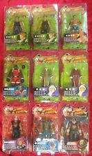 Street Fighter Action Figuren Sota Toys 2005 / 2006 7 inch /17 cm zum Aussuchen