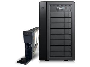 AKTION Promise Pegasus32 R8 112TB (8 x 14TB SATA) Raid System + Drive Carrier