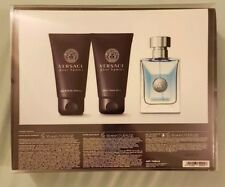 Versace Pour Homme By Versace For Men - 3Pc Gift Set NEW Authentic