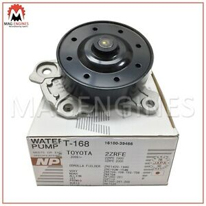 16100-39466 WATER PUMP TOYOTA 1ZR 2ZR 3ZR-FE FOR COROLLA AXIO MATRIX PREMIO RAV4