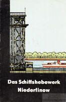Das Schiffshebewerk Niederfinow: Berg, Otto