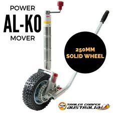 "Alko 10"" Ratchet Jockey Wheel Power Mover Caravan Camper Trailer Boat Al-ko"
