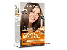 Kativa Brazilian Keratin Treatment Hair Straightening KIT