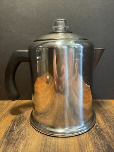 Farberware 12 Cup Stainless Steel Stove Top Percolator